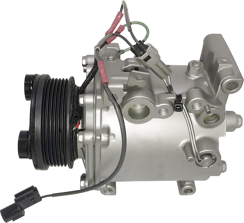 RYC Remanufactured AC Compressor and A//C Clutch FG144
