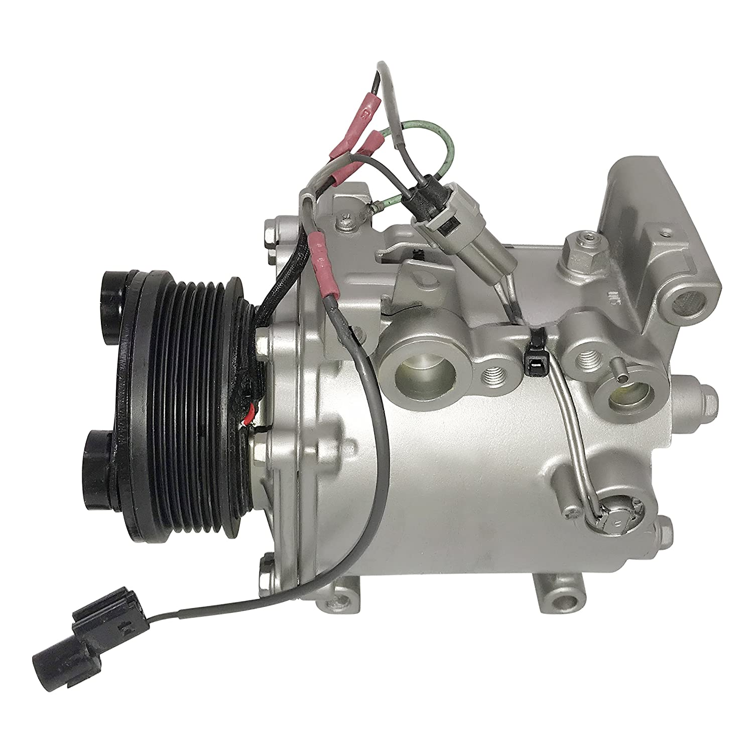 RYC Remanufactured AC Compressor and A//C Clutch GG493