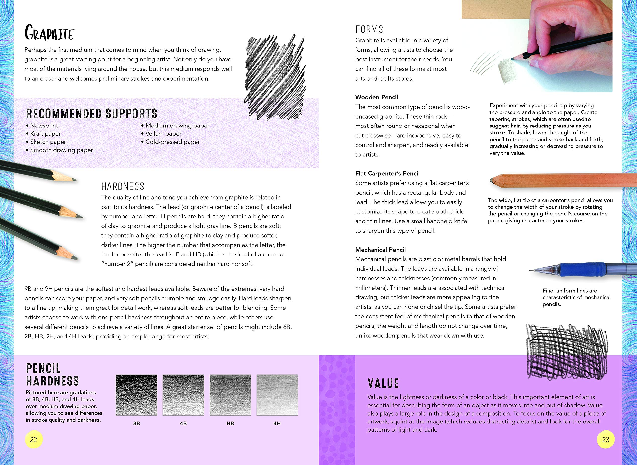 Artist Toolbox: Drawing Tools & Materials: A practical guide
