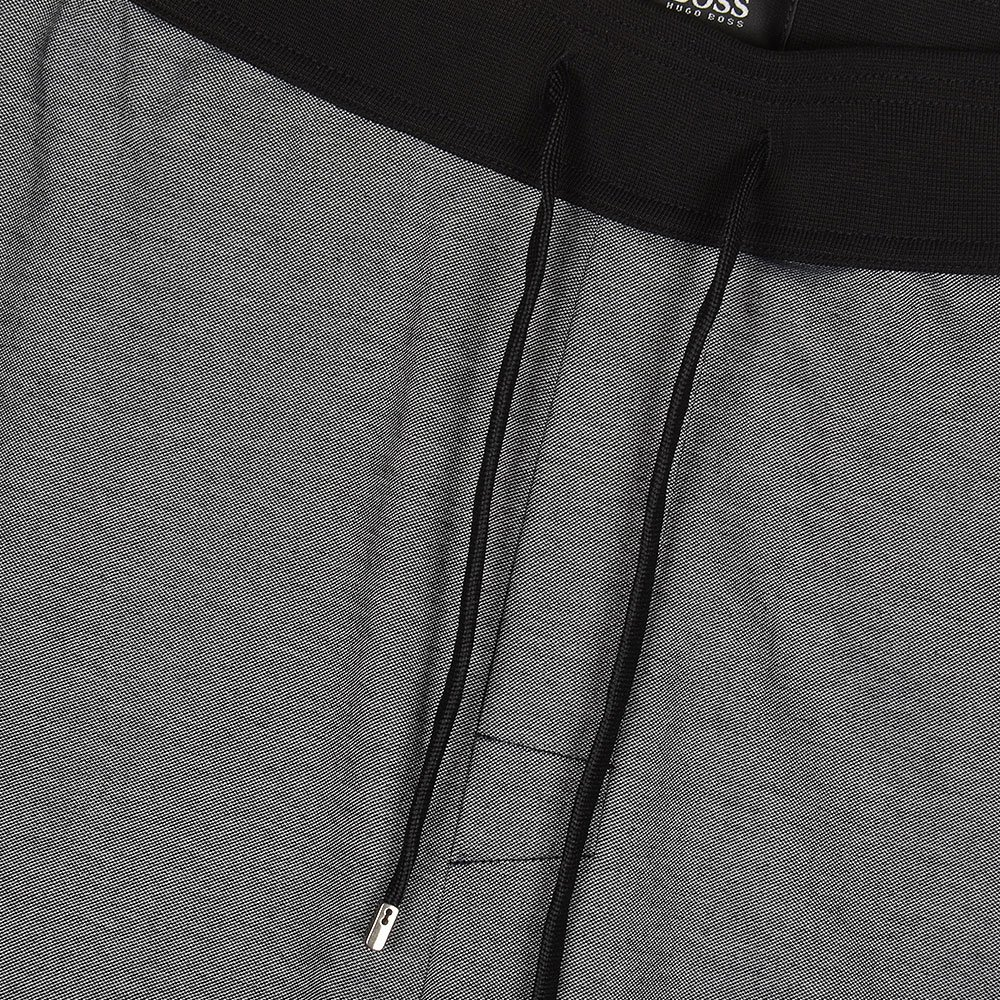 8e1171e4 Hugo Boss Men's Pique Cotton Zip Tracksuit Bottoms, Grey/Black X-Large:  Amazon.co.uk: Clothing