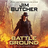 Battle Ground: Dresden Files, Book 17