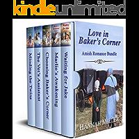 Love in Baker's Corner: Amish Romance Bundle