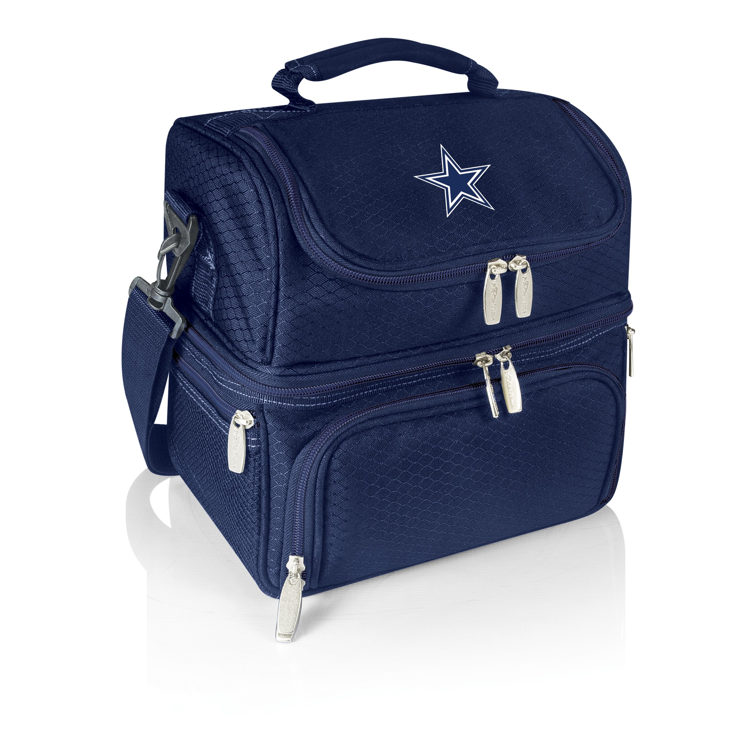 PICNIC TIME NFL Dallas Cowboys Digital Print Pranzo Personal Cooler, One Size, Navy