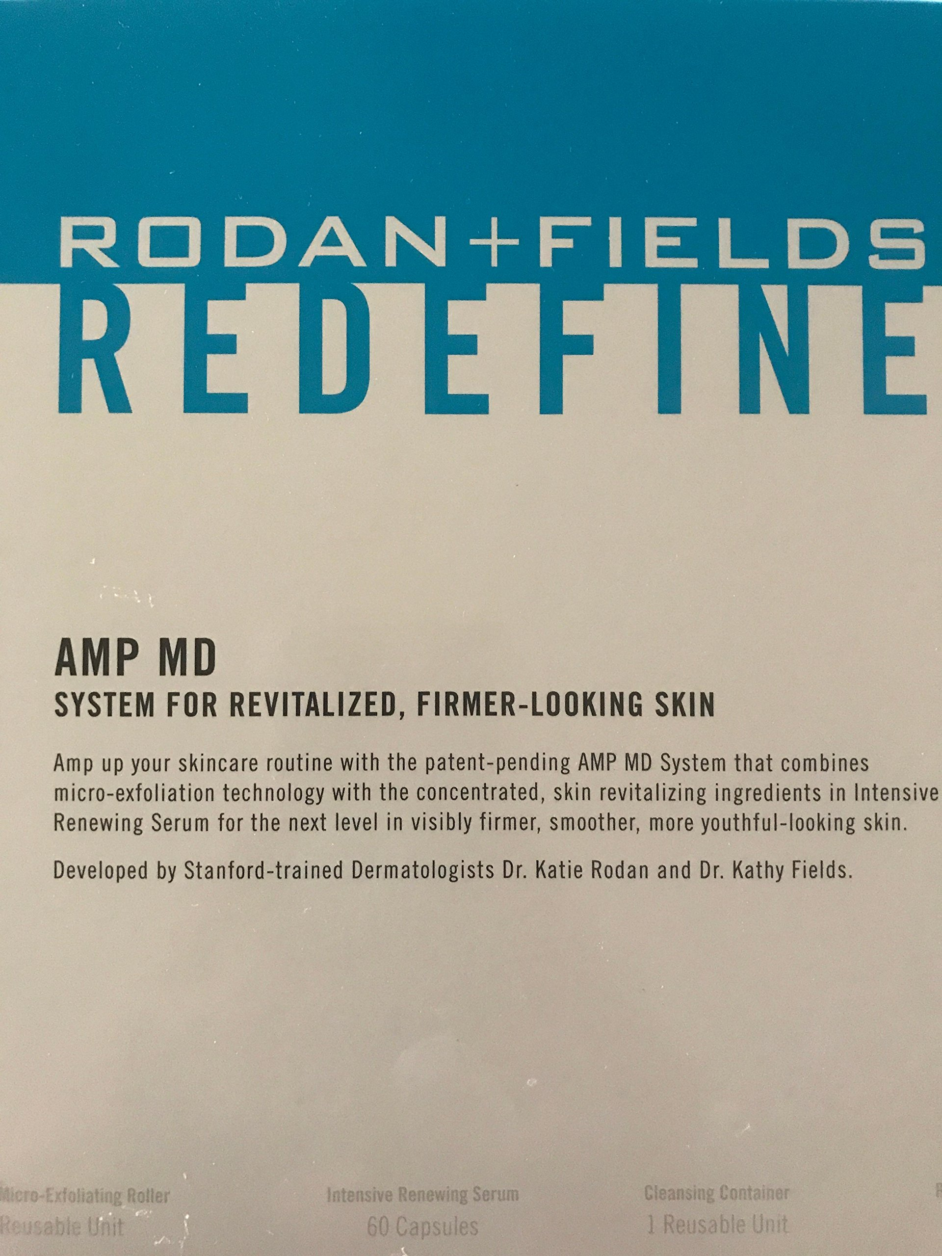 Rodan Fields Redefine AMP MD System