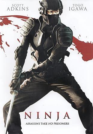 Amazon.com: Ninja: Scott Adkins, Mika Hijii, Tsuyoshi Ihara ...