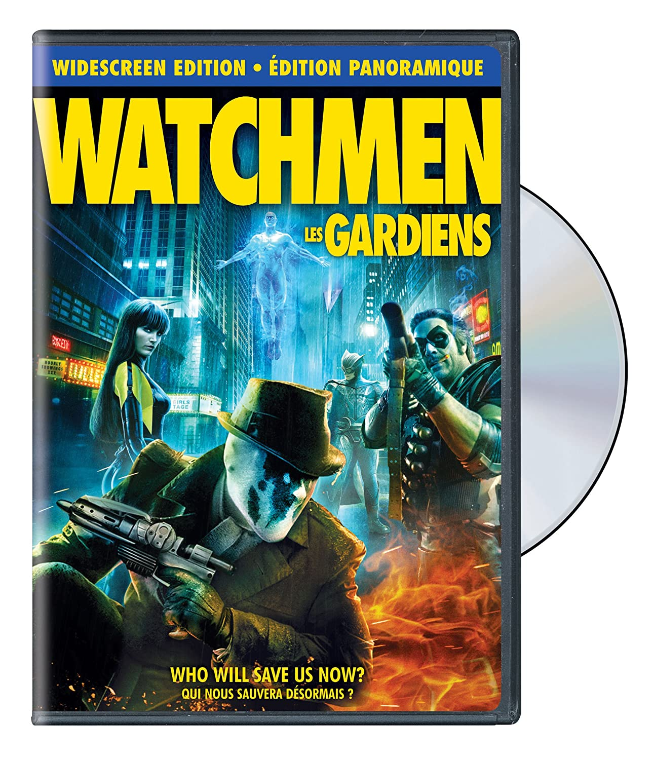 Watchmen / Les Gardiens (Bilingual) (Widescreen) Malin Akerman Billy Crudup Matthew Goode Carla Gugino