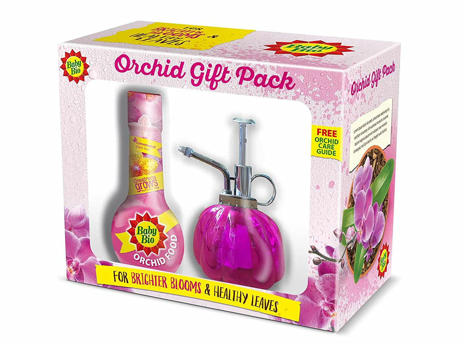 Baby Bio Orchid Gift Pack SBM Life Science 86600067