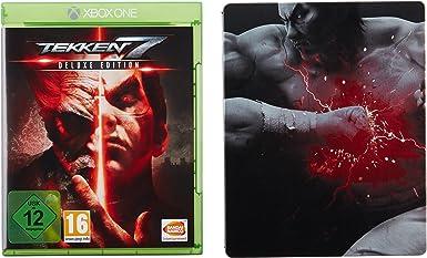 Tekken 7 - Collectors Edition: Amazon.es: Videojuegos