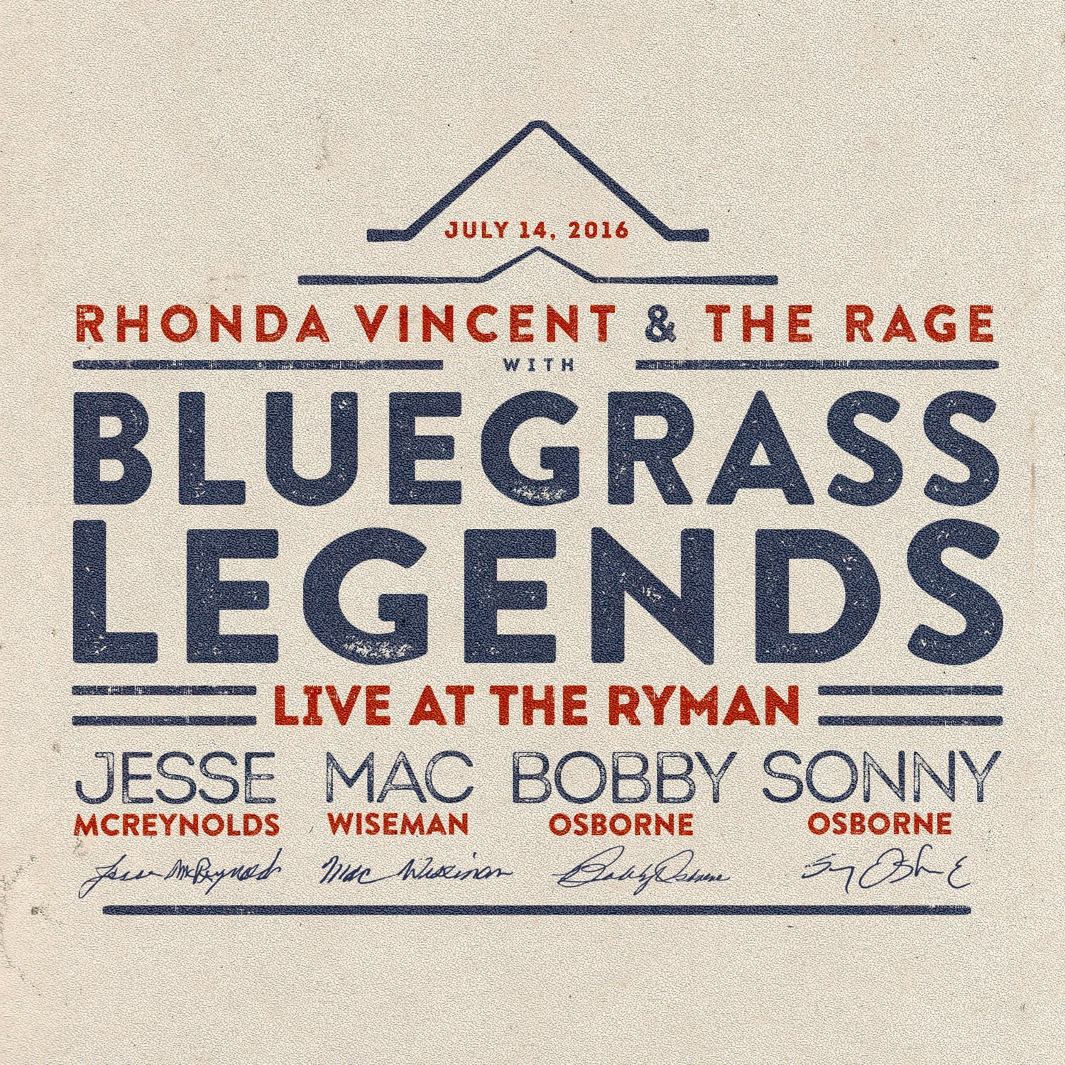 Live At The Ryman [DVD]