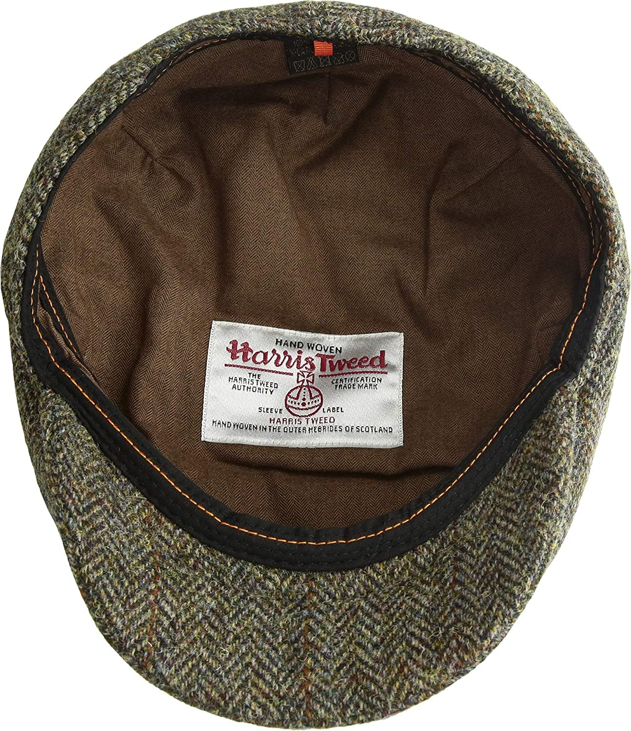 0efb304430b0d Stetson Men s Harris Tweed Ivy Cap