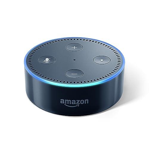 Amazon Echo Dot、ブラック