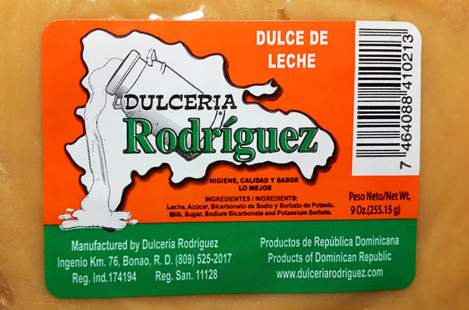 Amazon.com : Dominican Dessert Milk Fudge Sweet Dulce De Leche 30 Pack : Grocery & Gourmet Food