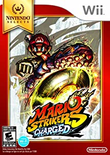 mario strikers charged football iso