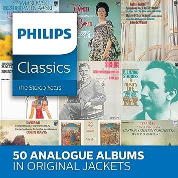 Philips: 50 Analogue Albums: Varios Artistas: Amazon.es: Música