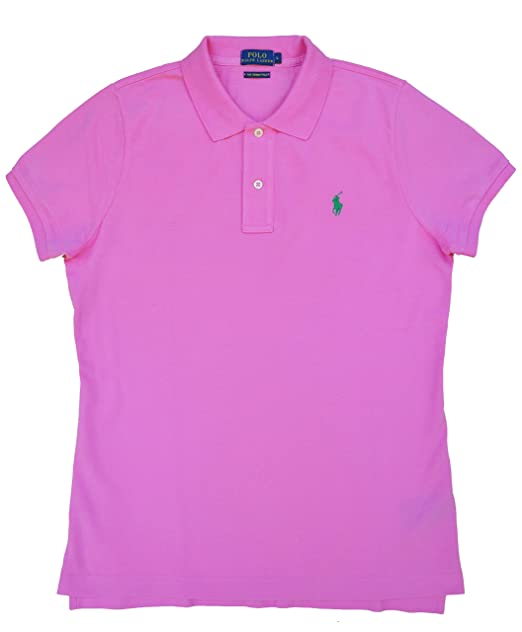 Ralph Lauren - Polo - Básico - para Mujer Medium Pink Medium ...