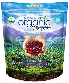 Cafe Don Pablo Certified Organic Black Coffee