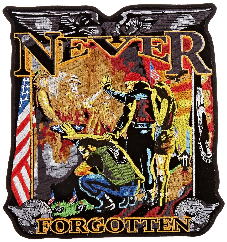 11 Width x 12 Height PPA4147 Hot Leathers Vietnam Wall Veteran Biker Patch
