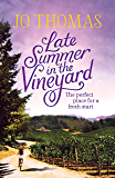 Late Summer in the Vineyard