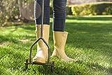 Yard Butler Lawn Coring Aerator Manual Grass