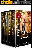 Bear Fursuits Books 1-4 Bundle