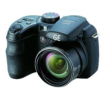 amazon com ge power pro x500 bk 16 mp with 15 x optical zoom rh amazon com GE X500 Digital Camera Cord GE X550 Digital Camera Sample
