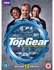 Top Gear - The Complete Specials