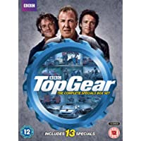 Top Gear - The Complete Specials Box Set [DVD]