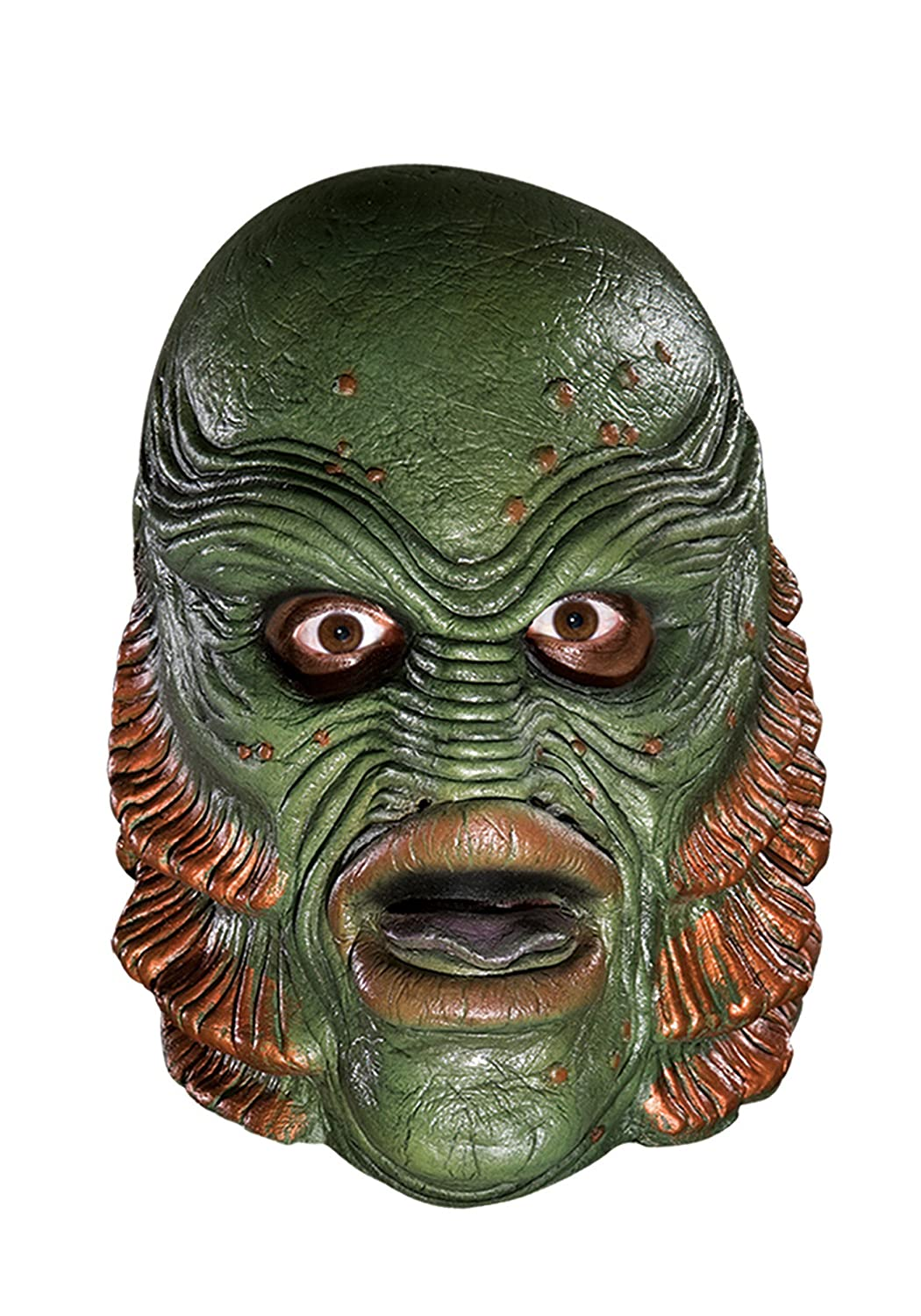 Amazon.com: Deluxe The Creature From The Black Lagoon Mask ...