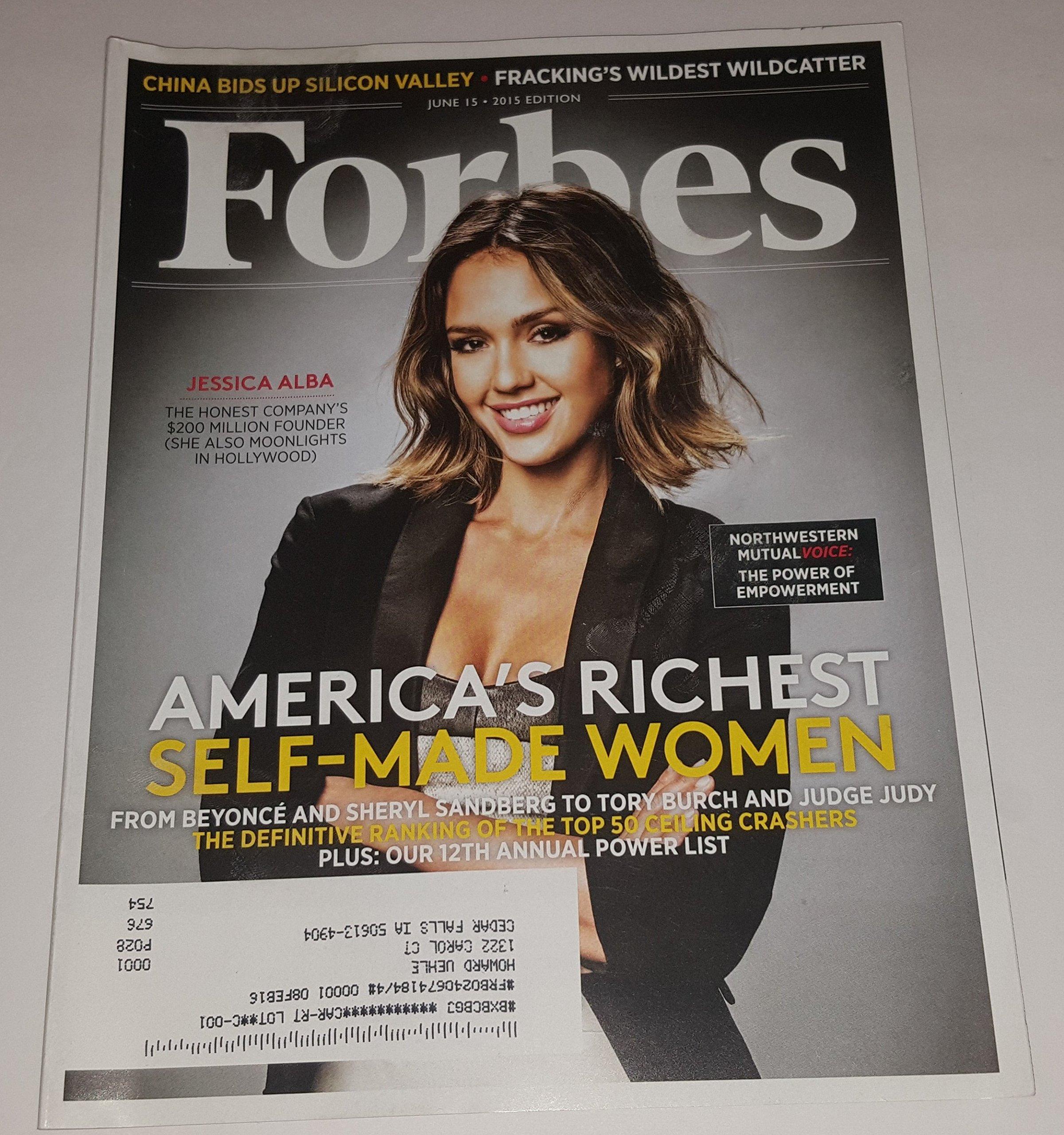 Top richest women in america