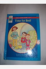 Time for Bed! (A Gifted and Talented Reader Ages 6-8) Hardcover