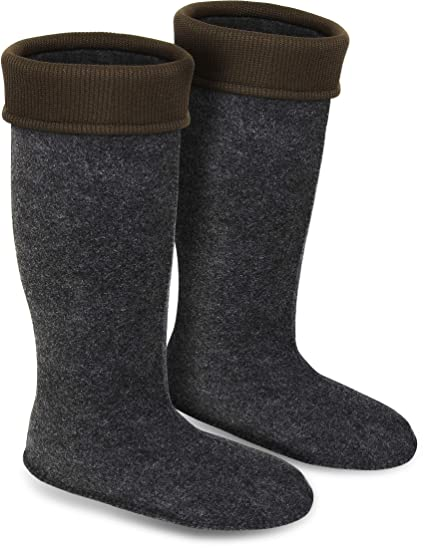 térmica Botas Insertos einzieh Calcetines para botas de goma en 8 tamaños 41 hasta 48,