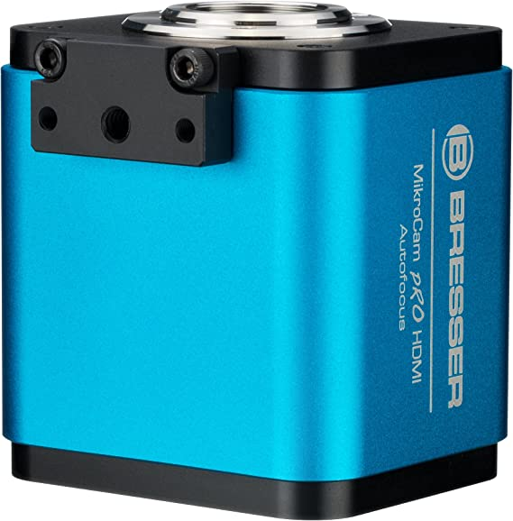 Bresser mikr ocam Pro HDMI Autofocus Microscopio cámara Full HD ...
