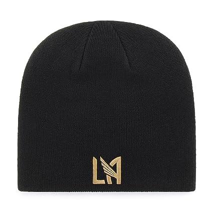 8e30c5b8a9d ... best price ots mls los angeles football club beanie knit cap black one  size 0a190 f7fcb