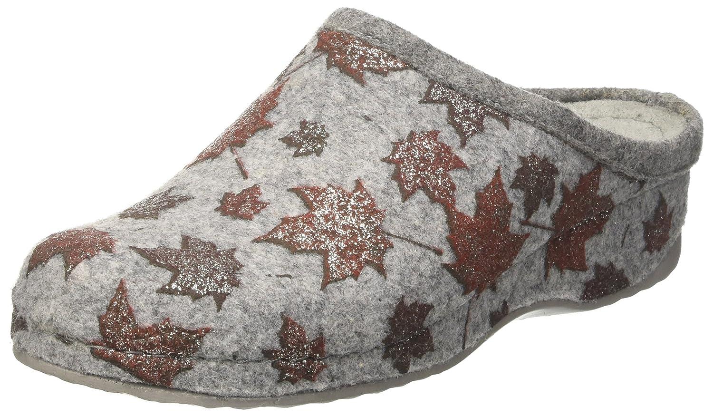 GRÜNLAND Ci2192, Pantofole Aperte sulla Caviglia Donna Donna Donna 40066b