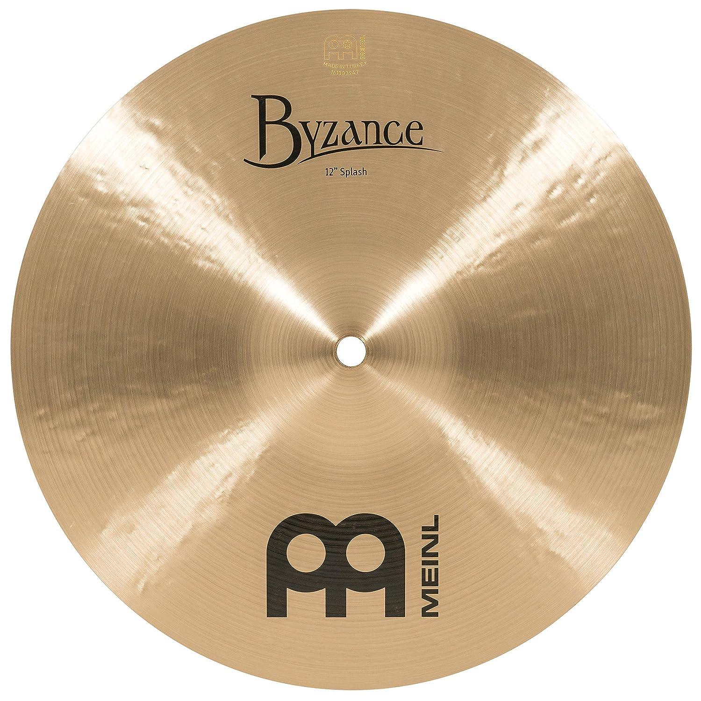 Meinl Cymbals B12S Byzance 12-Inch Traditional Splash Cymbal (VIDEO) Meinl USA L.C.