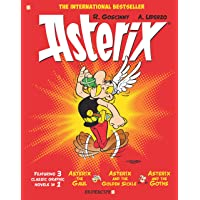 Asterix Omnibus #1: Collects Asterix the Gaul, Asterix and the Golden Sickle, and Asterix and the Goths