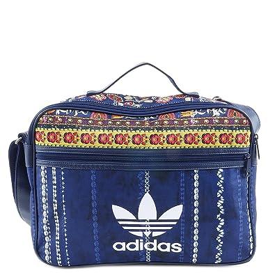 adidas Originals Cirandeira Airliner Shoulder Bag - Blue  Amazon.co.uk   Shoes   Bags 98b72ba4c56ed