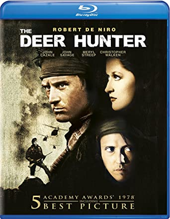 Image result for the deer hunter blu ray