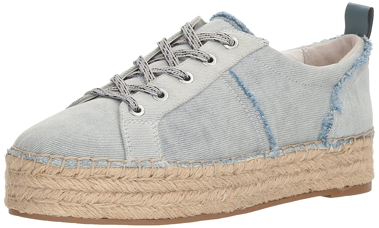 Sam Edelman Women's Carleigh Sneaker B072R8J259 9 B(M) US|Light Blue