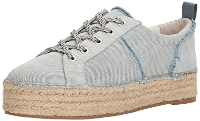 fd344295b69e43 Sam Edelman Women s Carleigh Sneaker Light Blue 7.5 Medium US