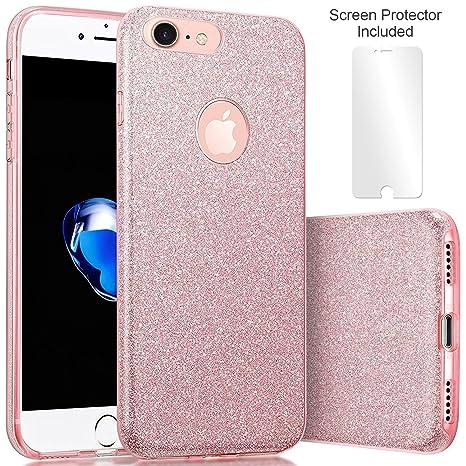 custodia glitter iphone 8