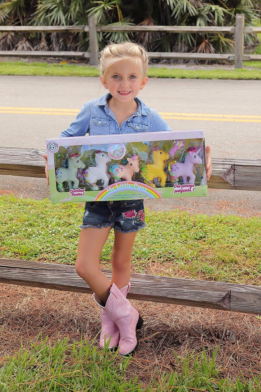 Windy Moonstone My Little Retro Pony Gift Set-Parasol Starshine Skydancer