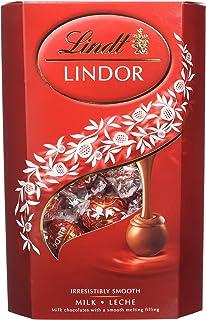 Lindt Lindor Milk Chocolate Cornet 337 G Pack Of 2