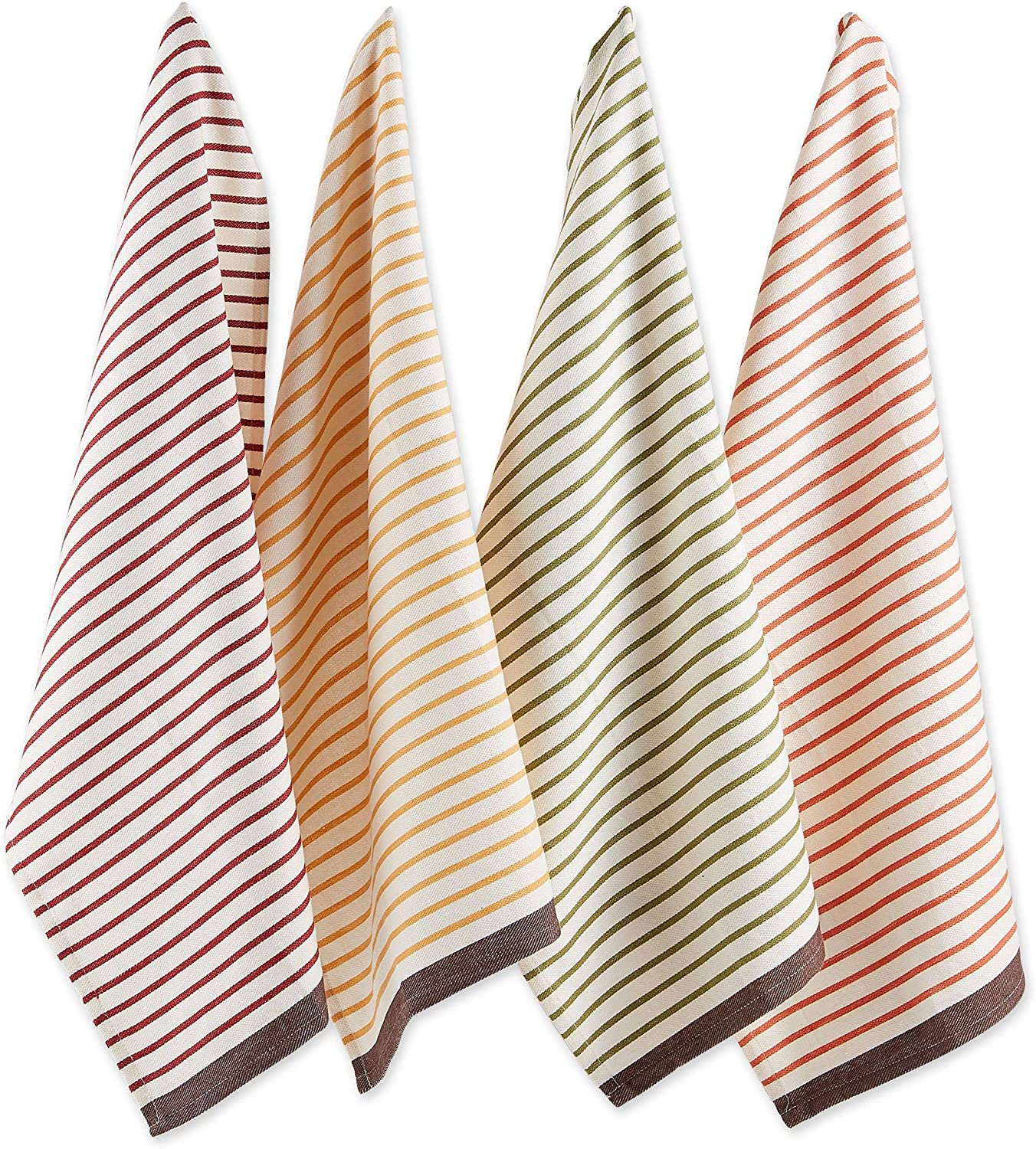 DII Cotton Heavyweight Dish Towels Kitchen Gift, 18x28