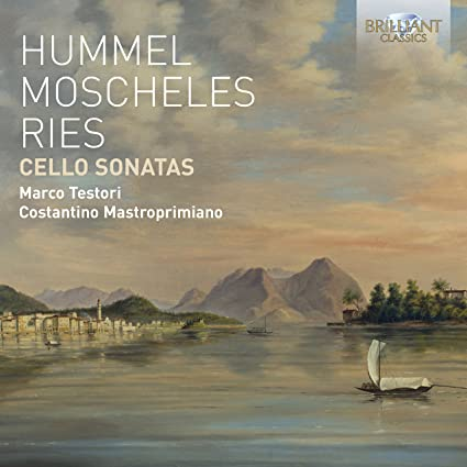 Hummel-Moscheles-Ries-Cello