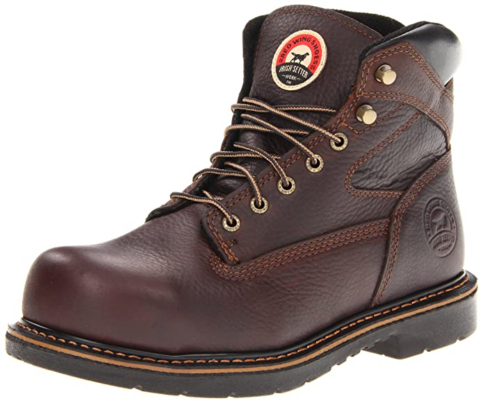 Amazon.com | Irish Setter Work Men's Steel Toe 83624 Work Boot ...