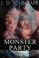 Monster Party (Taboo Paranormal Creature Bundle) (Vampires, Werewolves, Mermen) Kindle Edition