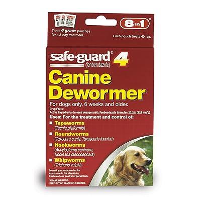 Excel 8-in-1 Safe-Guard Canine Dewormer