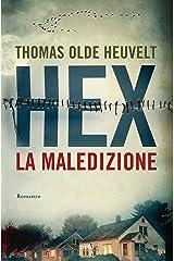 Hex, la maledizione (Italian Edition) Kindle Edition