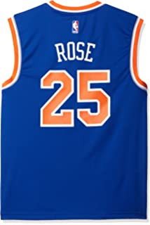 Amazon.com   adidas York Knicks NBA Big Boys Youth Carmelo Anthony ... 3a1f61677